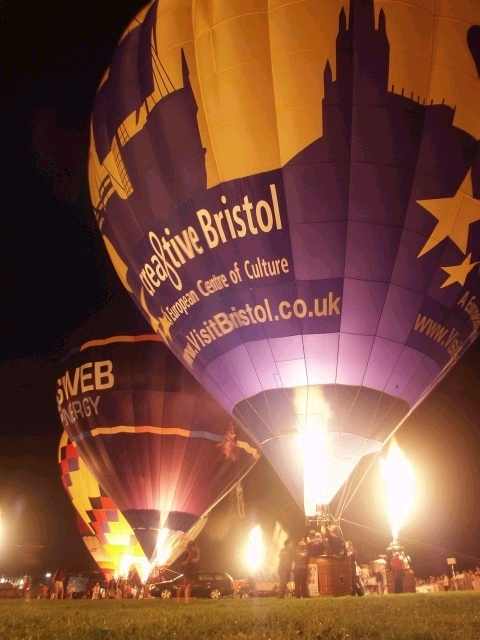 Courtesy Bristol Balloon Fiesta 2014