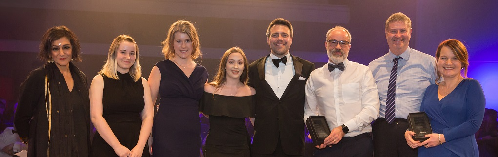 Payroll Winners - Iris Awards 2020